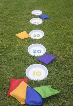 DIY Yard Games to Make and Play This Summer