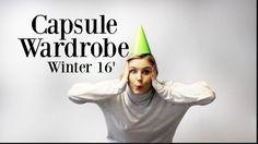 Capsule Wardrobe Winter 2016  East Willow Grove