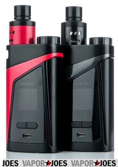 Vapor Joes - Daily Vaping Deals: ROLLOUT: SMOK SKYHOOK RDTA BOX 220W ALL IN ONE KIT...
