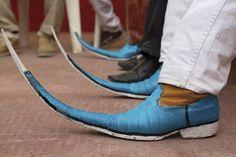 Narco moda botas picudas, México