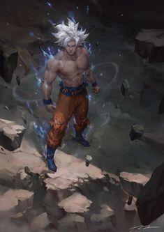 Ultra Instinct Goku by Raines-Tu on DeviantArt Dragon Ball Z, Dragon Z, Real Goku, Goku Ultra Instinct Wallpaper, Avengers, Wordpress, Fan Art, Cartoon, Manga