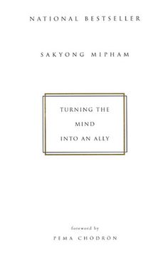 Turning the Mind Into An Ally,   by Sakyong Mipham
