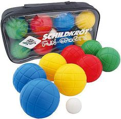 Schildkröt Funsports Fun Boccia Set für 11,99€. Altersempfehlung: ab 3 Jahren. bei OTTO