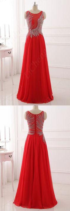 Purple chiffon round neck sequins long dresses,graduation dresses #dress #dresses