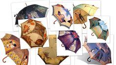 Paraguas de Arte en mi tienda Sevilla Mágica