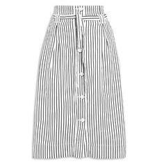 Next- linen skirt