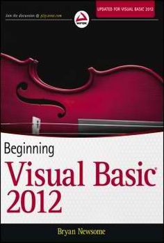 Visual Basic, used to write Windows applications and web apps with ASP.NET, is an essential language for beginning programmers...more on boikeno.com