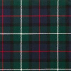 Davidson of Tulloch Lightweight Tartan by the meter – Tartan Shop