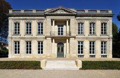 Chateau Labottiere, 1773. - Bordeaux, France.