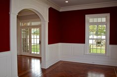 Dinner Party BM Bestselling red paint colors, via #RoomLust