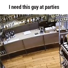 I need this guy at parties