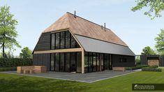 Architectenbureau Schakenraad | Moderne boerderij woning