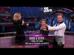 "Bindi Irwin & Derek's ""Foxtrot"" Week 8 - DWTS Season 21 My third favorite dance from Week 8"