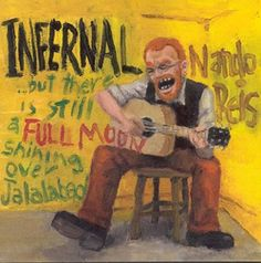 Nando Reis  Album: Infernal