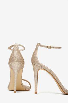 2a54d983e05 Steve Madden Stecy Heel - Glitter - Shoes