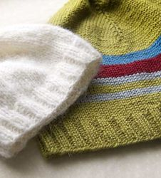 How to Knit a Hat—The Idiot's Quick Guide