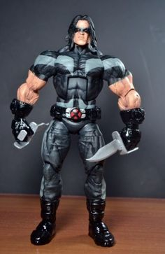 X-Force Warpath V.6 (Marvel Legends) Custom Action Figure