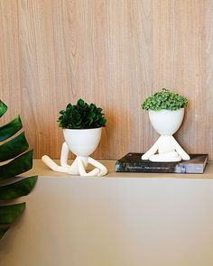 Artigos para Casa Impressos em 3D | Casa Z House Plants Decor, Plant Decor, Diy Home Decor, Room Decor, T Home, Centrepieces, Print Design, 3d Printing, Diy And Crafts