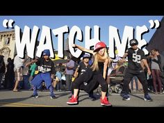 "Silento ""Watch Me"" (Whip/Nae Nae) | YAK x TURFinc #WatchMeDanceOn - YouTube"