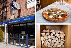 Best Pizza in Soho New York City