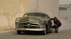 Hot Rods Used in Non-Traditional Ways in 2012 Skate & Create Battle   RodAuthority