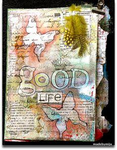 madebymija: Art Journaling