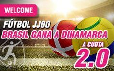 el forero jrvm y todos los bonos de deportes: wanabet Brasil gana Dinamarca supercuota + 150 eur...