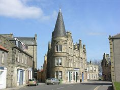 Bo'ness Town Centre