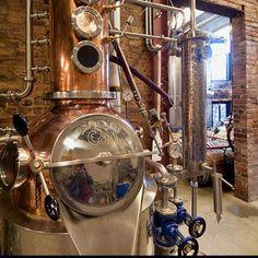 Washington, DC - District Distillery Company