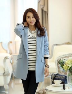 Korean Office Lady Style Free Worldwide Shipping http://en.thejamy.com/goods.php?id=178602