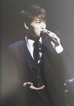 #Jaejoong J-Party in Seoul DVD Photobook 2015.