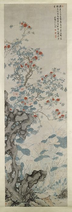 Summer Garden Chen Chun (Chinese, 1483–1544) Period: Ming dynasty (1368–1644) Date: ca. 1530 Culture: China