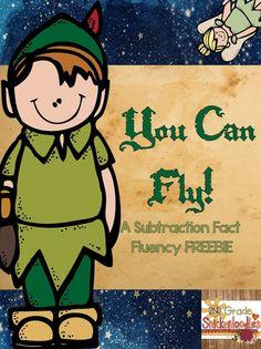 FREE Subtraction Fact Fluency Progress Tracking/Reward Program by Grade Snickerdoodles Multiplication Facts, Math Facts, Math Tutor, Teaching Math, Teaching Ideas, Envision Math, Subtraction Kindergarten, Second Grade Math, Grade 1
