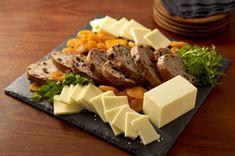 CRACKER BARREL Cheese Board with Fruit & Bread recipe