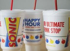 Happy Hour at Sonic :)