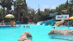 Antalya Aquapark'ın terk edilmiş hali