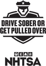 Drive sober or get pulled over. Seriously, is there anything worth the pain and suffering of you, your family, or your victim's family?  The more you know... try the LAST CALL 360 virtual bar on this website. Don't drink and drive when there are SO many other options to get home safely. 1safedriver.com