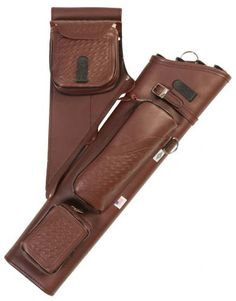 Neet Leather Target Hip Quiver