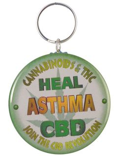 "CBD Cannabinoids Heal ASTHMA on Keychain Magnet $9.85 & FREE Shipping Cannabinoids + THC cure Cancer . Learn how to cure cancer with RSO oil. Google ""Rick Simpson phoenixtears"" to learn. Watch and read Ricks story. Within 2-3 months on RSO many people cured of cancer and many diseases."