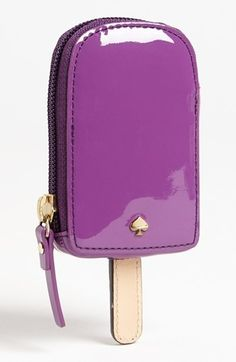 ♥Purple Popsicle Coin Purse - Kate Spade - http://www.katespade.com♥