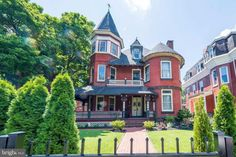 c.1890 Queen Anne located at: 1536 Mineral Spring Rd Reading PA 19602