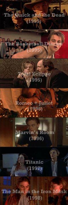 Leo in Titanic. Leonardo Dicaprio Filmography, Leonardo Dicaprio Movies, Titanic Movie, I Movie, Leo And Kate, Jack Dawson, Film Serie, Celebs, Celebrities