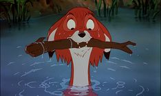 *TOD ~ The Fox and the Hound, 1981