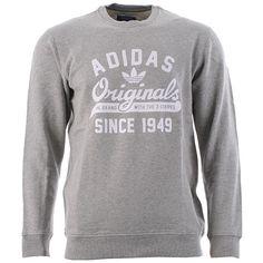 Adidas Originals Graphic Crewneck Sweatshirt
