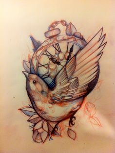Mitch Allenden - amazing work I would love this with a cardinal as the top part of the sleeve tattoo I'm looking to get. Coeur Tattoo, 4 Tattoo, Piercing Tattoo, Piercings, Great Tattoos, Beautiful Tattoos, Body Art Tattoos, Tatoos, Tattoo Sketches