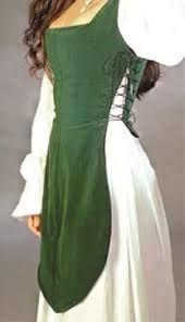 Resultado de imagen para tunicas medievales mujer