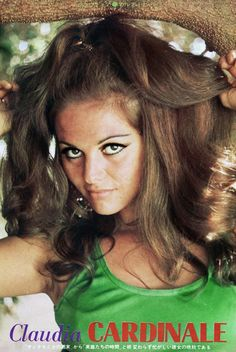 Claudia Cardinale (Wow!)