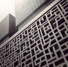 Jumeria Hotel in Shanghai, architect Arata Isozaki, photo by David Shultz