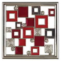 Schmücken Sie Ihren Gallery Wärmer mit dem Gallery Rahmen Shine mit viel Glanz und Glamour.