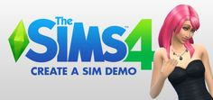 Create A Sims Demo available for everyone!